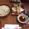 七福 - 料理写真:天ぷらそば