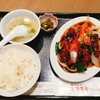 本格中国料理 華中苑 - 料理写真:ランチ定番定食(酢豚)680円