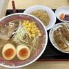 蔵仕込らーめん - 料理写真:上里味噌ラーメンサービスセット