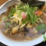 リンガーハット - 牡蠣チャンポン