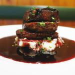 イタリア食堂nono - 牛フィレ肉とフォアグラのロッシーニ