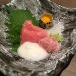 活魚と藁焼き地雷也 - 料理写真: