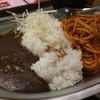 スパゲッティーのパンチョ - 料理写真:Yeah! カレースパじゃなくてカレーとスパ!