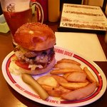 OATMAN DINER - Oatman_Diner(ハンバーガー)