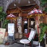 バリ ラグーン 芦屋店 - 外観
