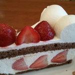 Mioru - ●● ショートケーキNYカット ●●