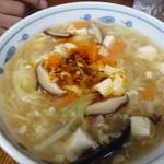 日清亭 - 酸辣湯麺