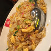 久留米ラーメン 清陽軒 - 料理写真:焼き飯