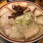 田中そば店 - チャーシュー麺