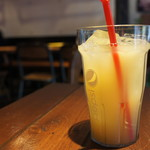 EIGHT BURGER's TOKYO - グレープフルーツジュース