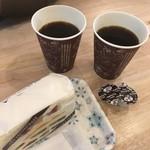 イチバンヤ フルーツカフェ - ホットコーヒー