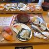 にぎりずし弁慶 - 料理写真:ど・迫力10カンランチ