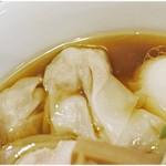 96811983 - 柚子香る餡、ピョロロっと気持ち良い食感の皮!