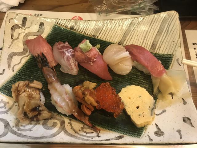 彦兵衛 (ひこべい) - 築地市場/海鮮丼 [食べログ]