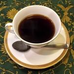 京都オムライス ルフ - ホットコーヒー