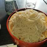 むら田そばや - 料理写真:ちょーひさびさ