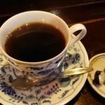 茶豆 - コーヒー