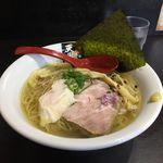 96819041 - 鶏白醤油麺¥800