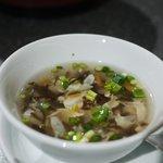 重慶府 新橋 - スープ