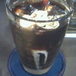 9682813 - ランチセットのアイスコーヒー