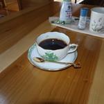 農園レストラン 吉祥の里 - 料理写真:食後のコーヒー