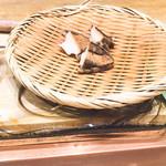 鮨旬美西川 - 鮑