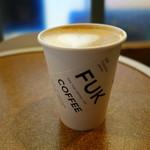 フック コーヒー - カフェラテ
