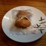 花千里 - 硬めのロッククッキー