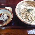 きなり - つけ胡麻(950円)