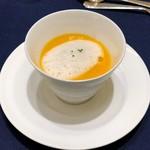 VITRA - 秋野菜スープ 豆乳のカプチーノ