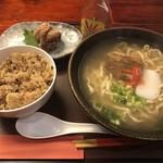 焼彩沖縄家 ゆんたく - 料理写真: