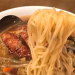 福満楼 - 麺リフト
