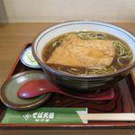 そば天国 - 料理写真:きつねそば(780円)