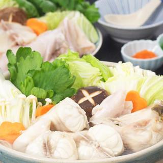 新宿で一番旨い鍋...秘伝スープの「ふぐてっちり」が絶品!