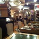 ビオ・オジヤン・カフェ - 店内です