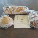 96841173 - 購入したパン