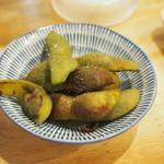 き田たけうどん - 枝豆