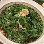 麺屋 雪月花 - 料理写真:ニラ辛味噌ラーメン