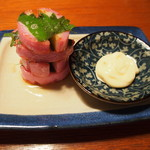 うどん・鍋 鰹さん - かまぼこバター