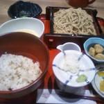 蘭免ん - お昼のおすすめメニュー1050円