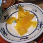 蘭免ん - 食欲を誘わない色と並べ方