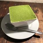 デンズパスタバル - 抹茶のティラミス