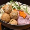 串カツ屋エベス - 料理写真:鶏だんご鍋