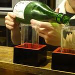 地酒と季節料理 おかやん -