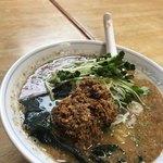 ラーメン 前田家 - 担々麺