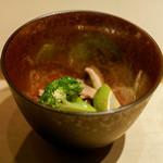 中目黒 いぐち - サラダ