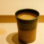 中目黒 いぐち - 鳥スープ