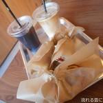 COMPTOIR - アイスコーヒー&アイス ラテ