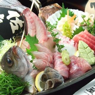 【伝統料理】和歌山県・三重県の食材を使用した料理が充実