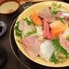 Riyougoku - 料理写真:お造り盛り合わせ